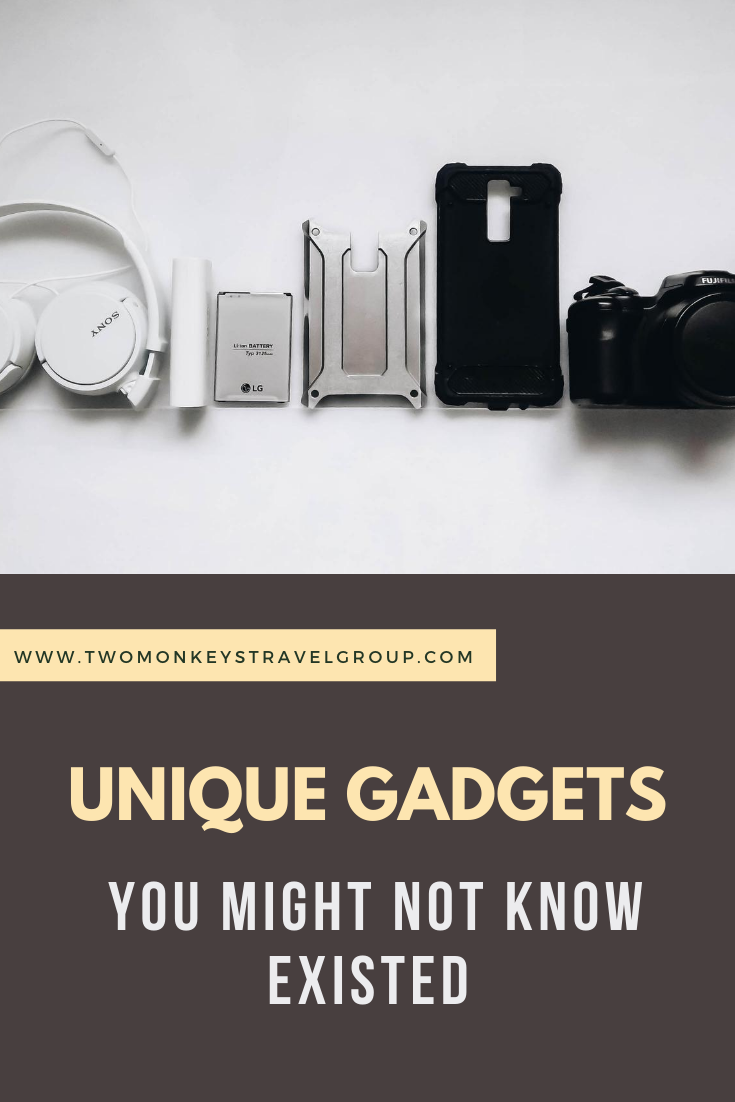 18 Unique Gadgets You Might Not Know Existed