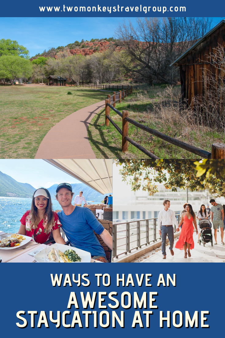 3 Ways To Have An Awesome Staycation At Home