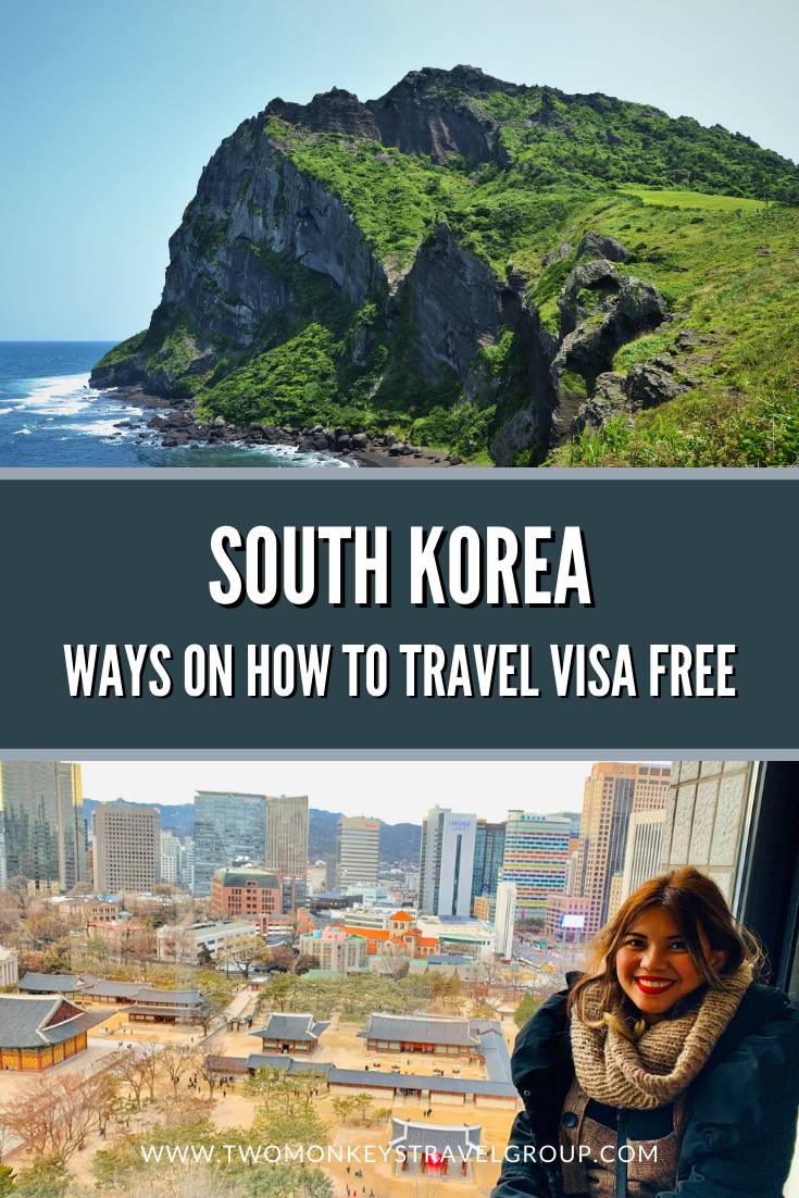 3 Ways on How to Travel to South Korea Visa Free for Filipinos