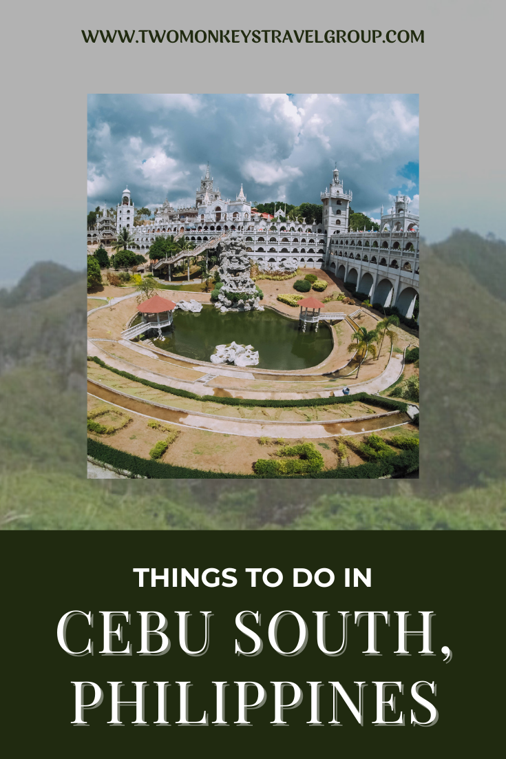 7 Things To Do in Cebu South, Philippines (DIY Guide to South of Cebu)