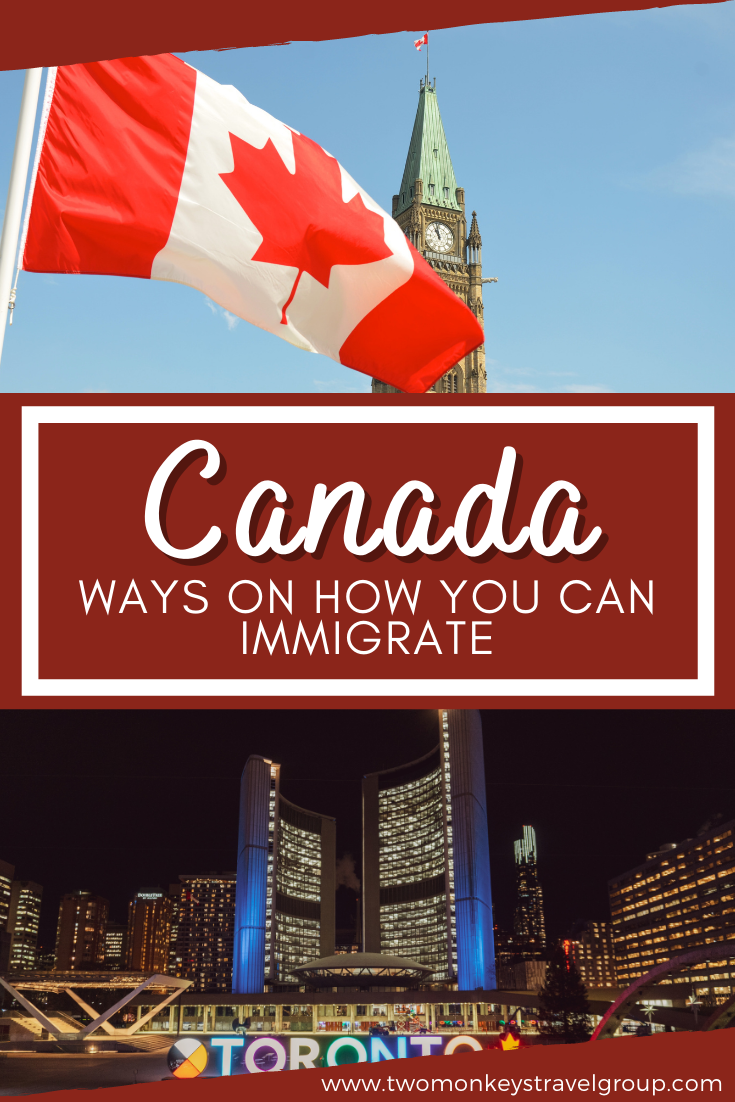 9 Ways on How You Can Immigrate to Canada with your Philippine Passport