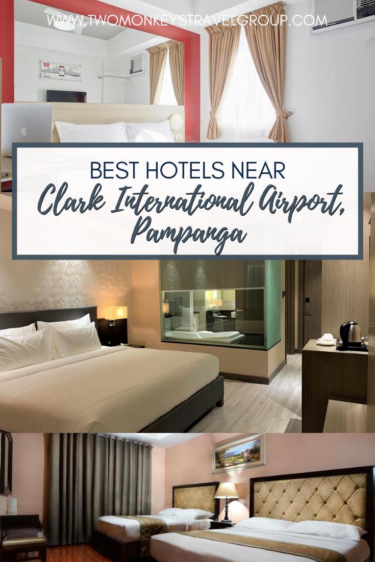 Best Hotels Near Clark International Airport, Pampanga [Best Clark Hotels]