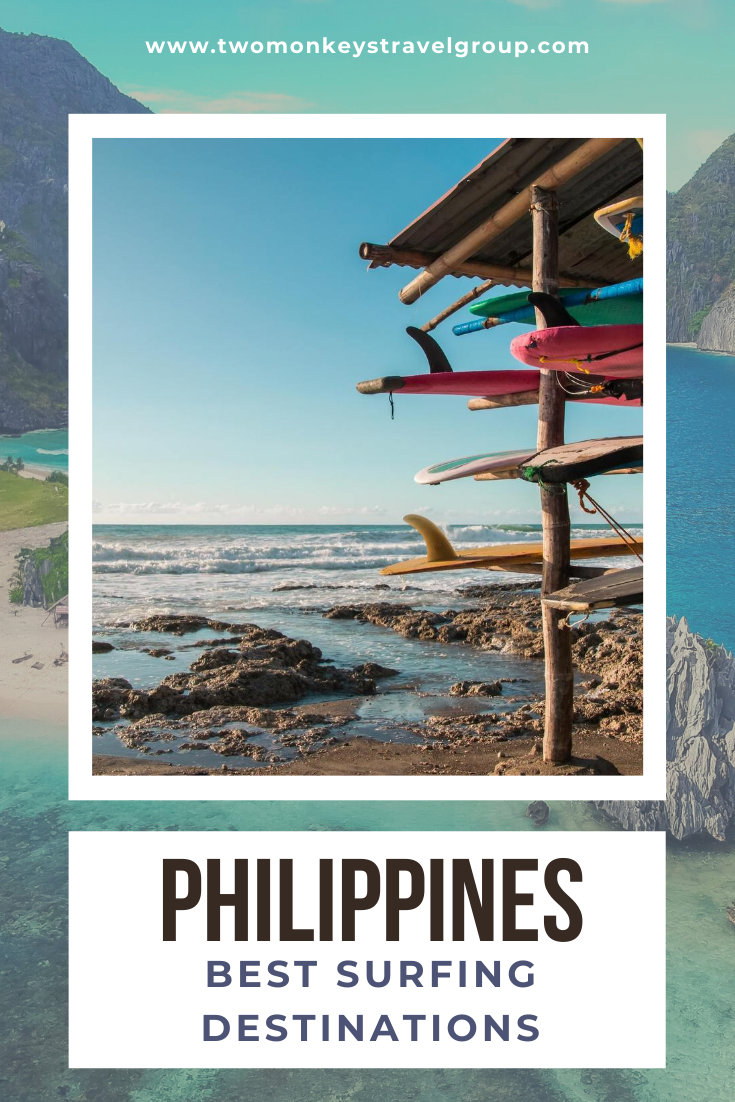 Best Surfing Destinations in the Philippines [With Photos]