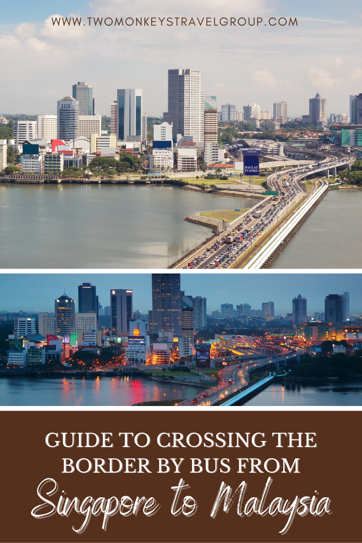 Guide to Crossing the Border by Bus from Singapore to Malaysia