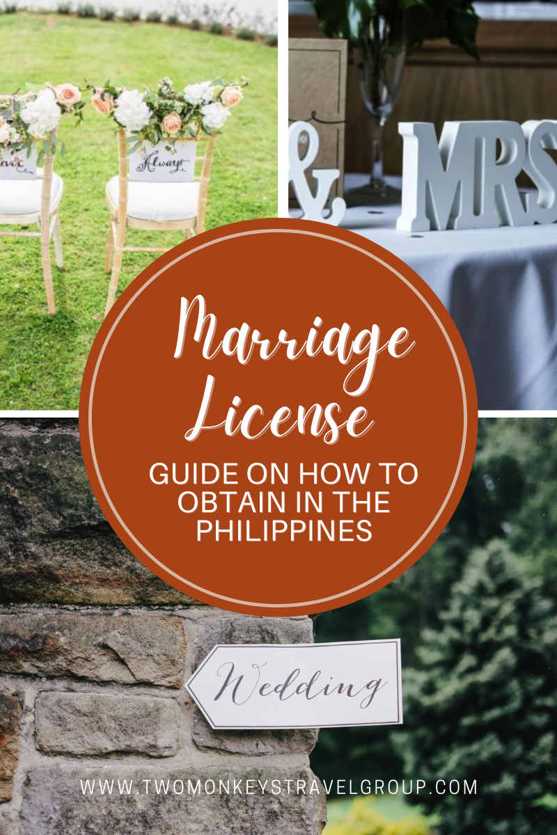 How to Obtain a Marriage License in the Philippines [With List of Required Documents]