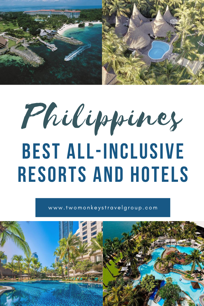 List of Best All Inclusive Resorts and Hotels in the Philippines [With Photos]