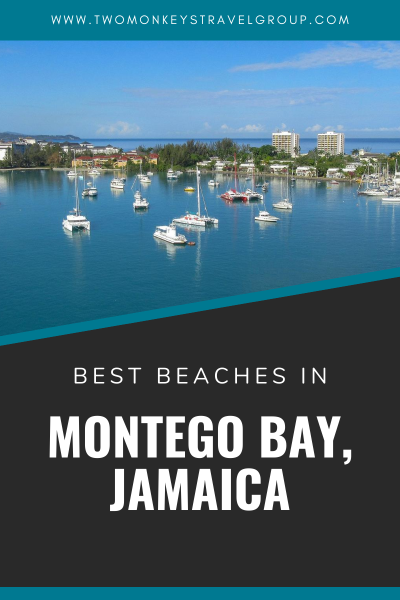 List of The Best Beaches in Montego Bay, Jamaica