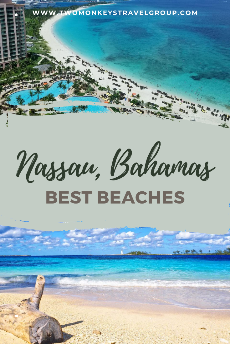 List of the The Best Beaches in Nassau, Bahamas