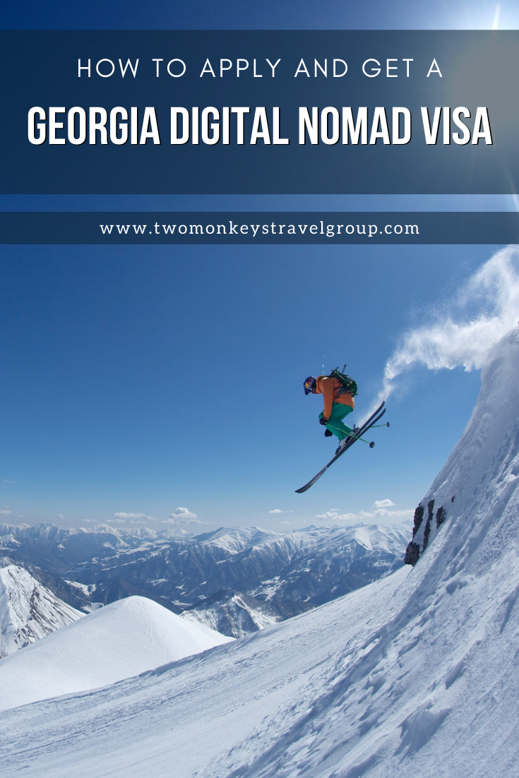 Remotely From Georgia How To Apply and Get a Georgia Digital Nomad Visa