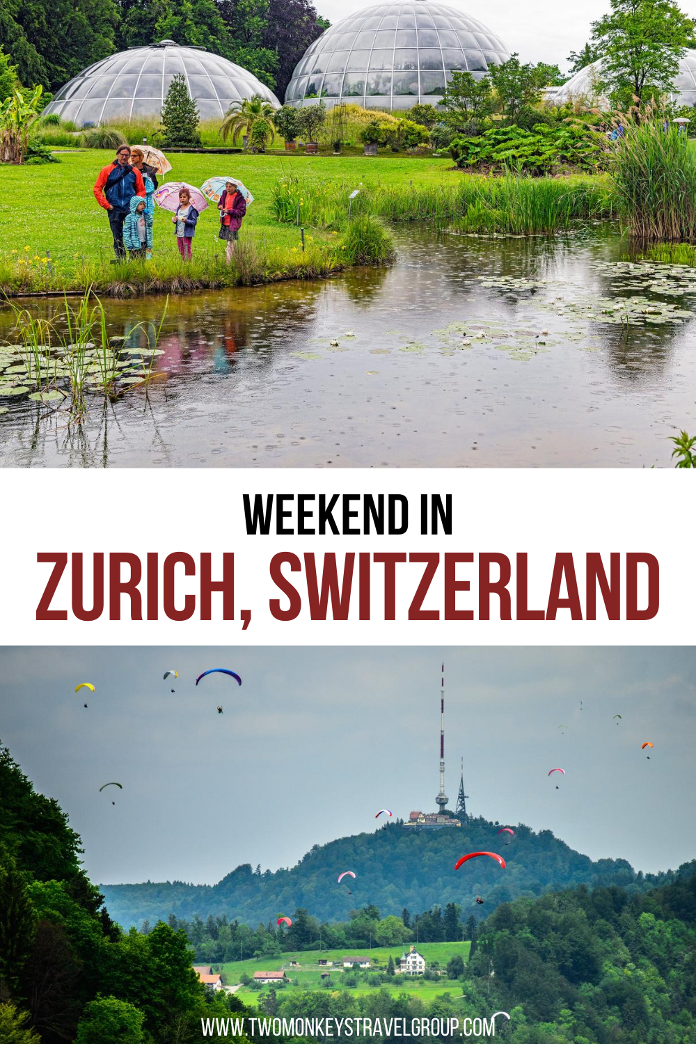 Weekend Itinerary in Zurich, Switzerland How to Spend 3 Days in Zurich