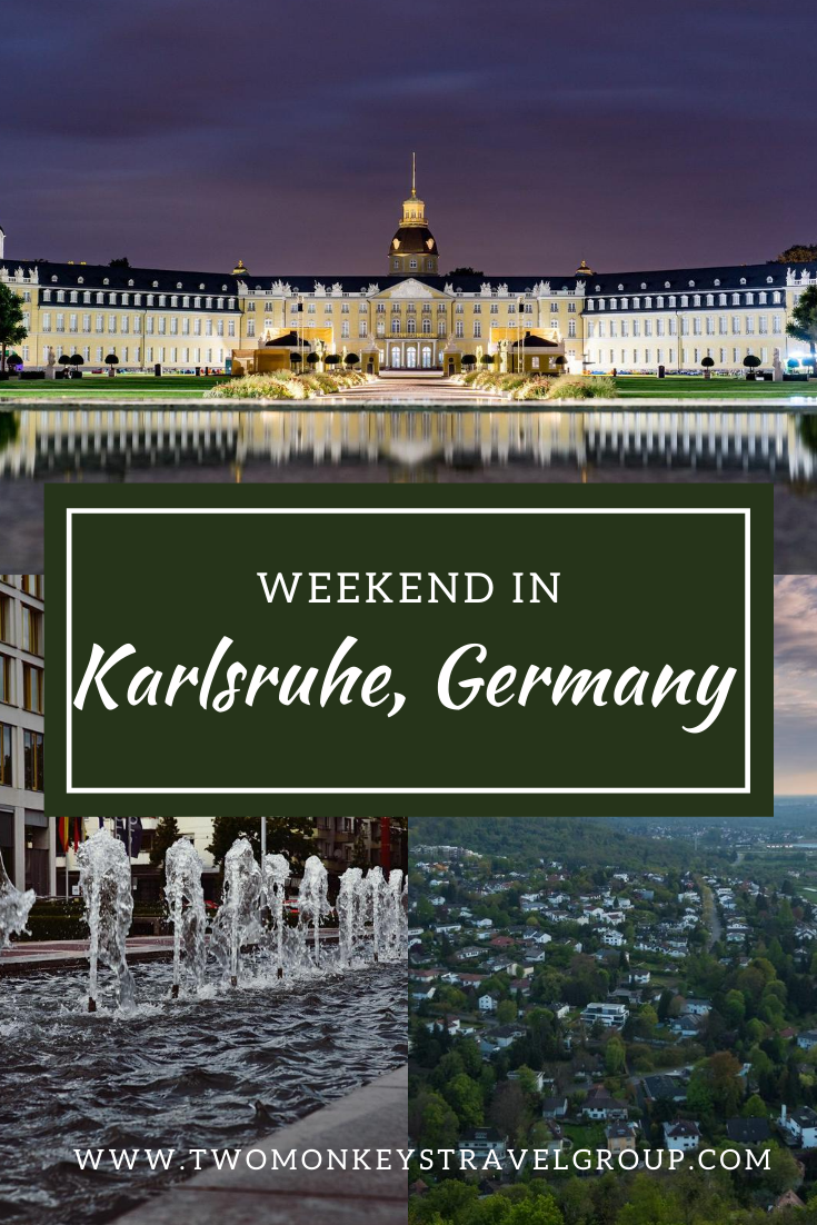 Weekend in Karlsruhe, Germany How to Spend 3 Days in Karlsruhe, Germany