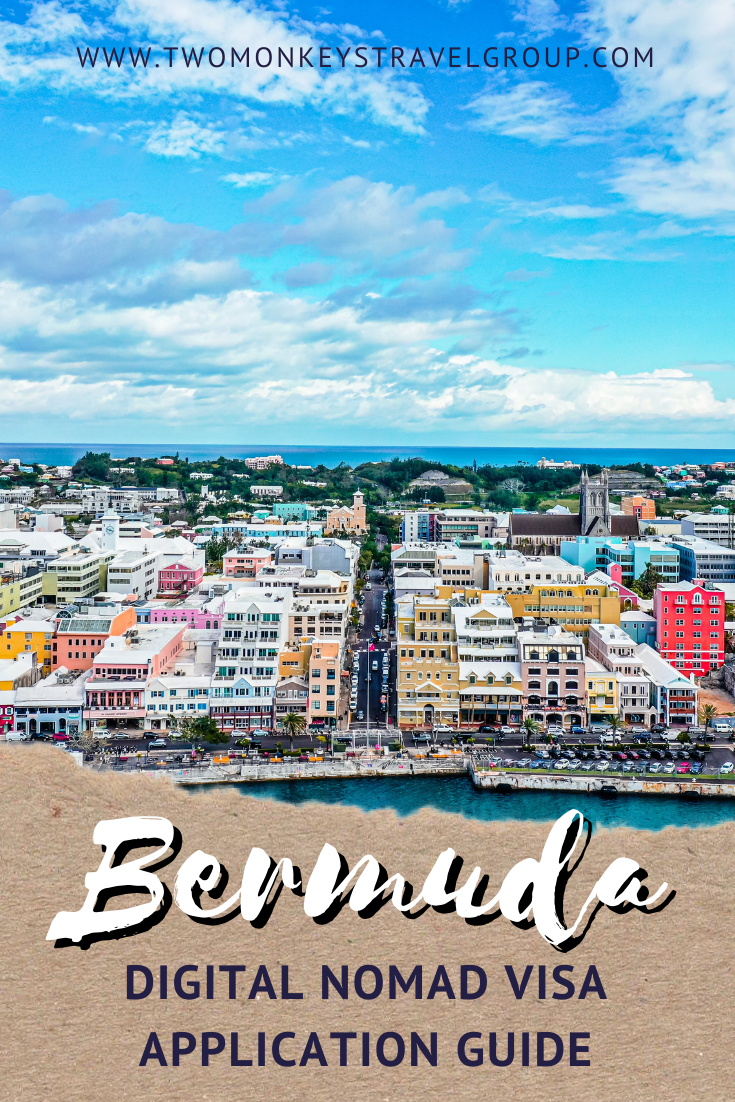 Work from Bermuda Certificate How To Get a Bermuda Digital Nomad Visa