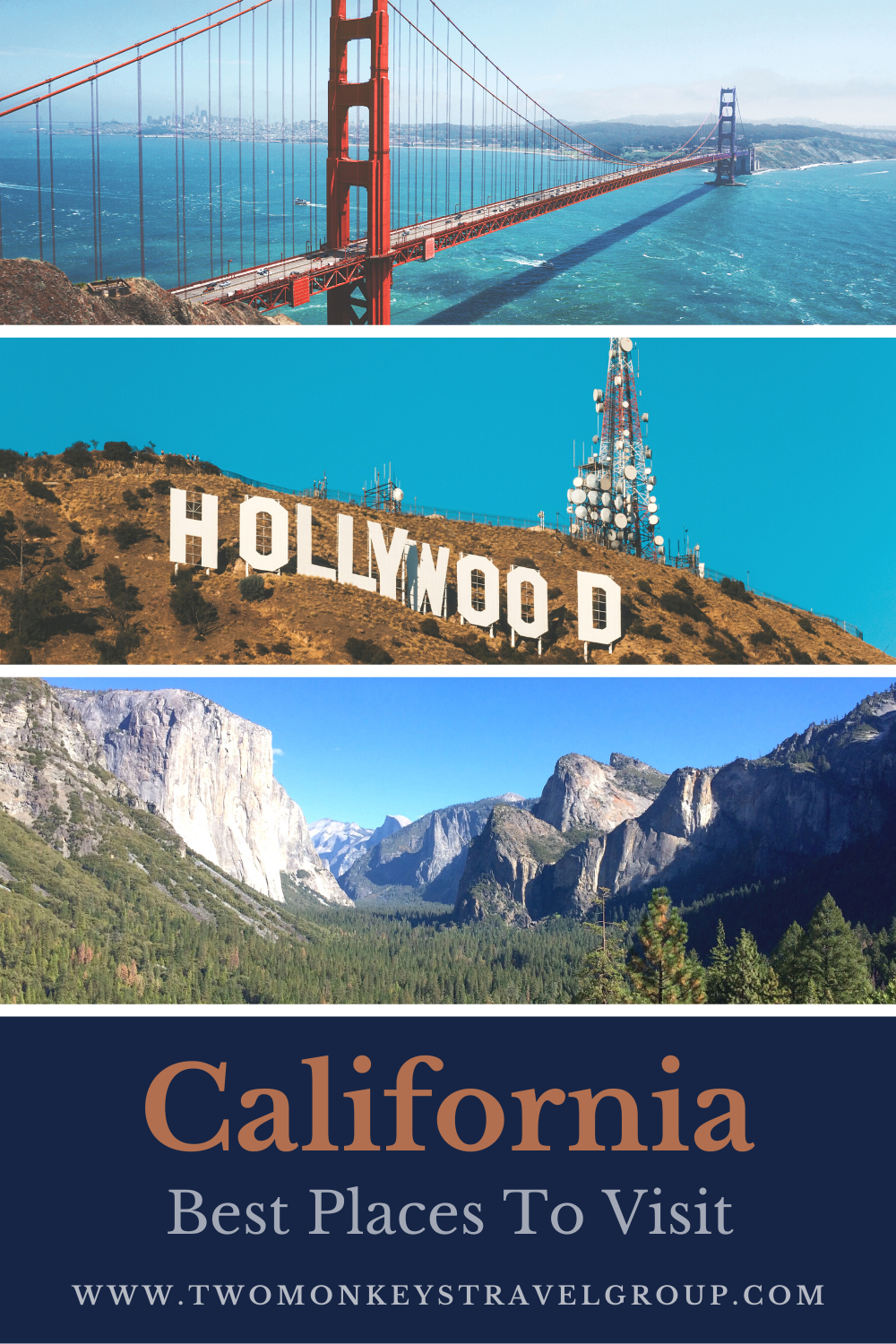 10 Best Places To Visit in California [With Suggested Day Tours]