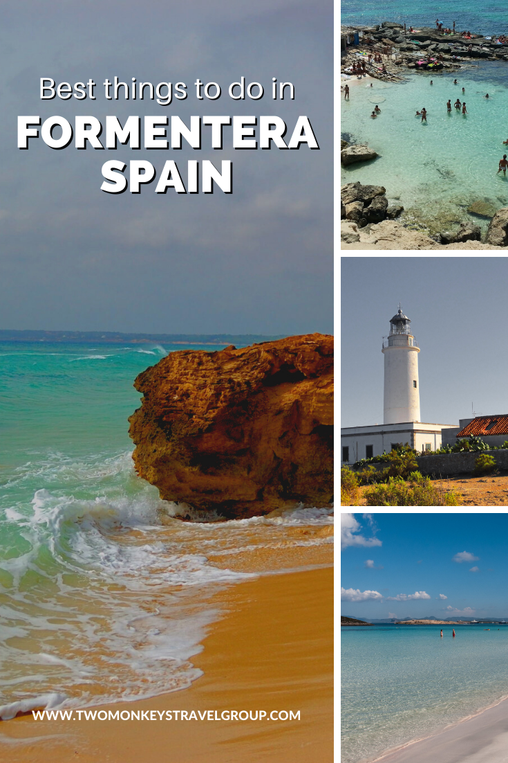 10 Best Things to do in Formentera, Spain [with Suggested Tours]