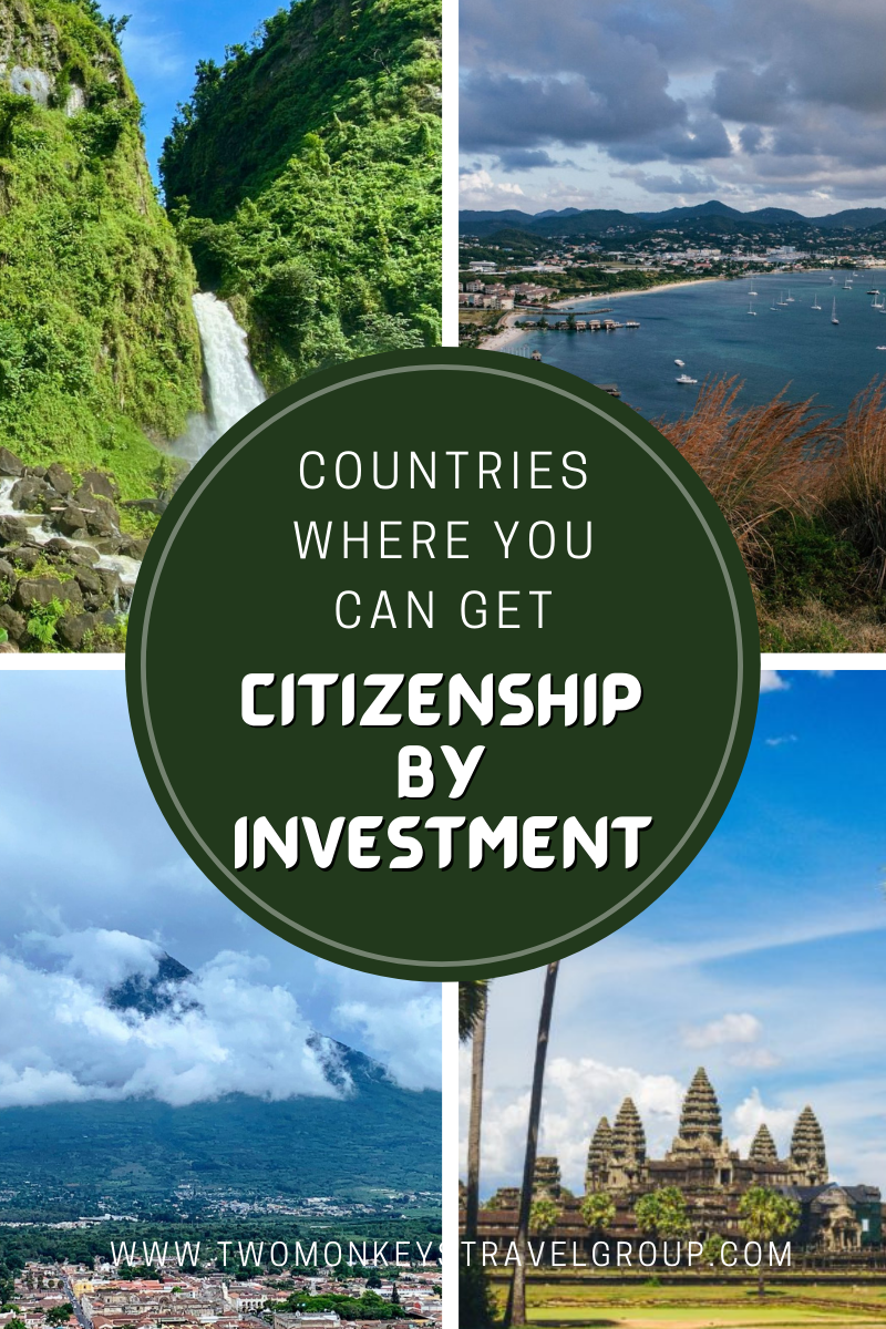 12 Countries Where You Can Get Citizenship By Investment
