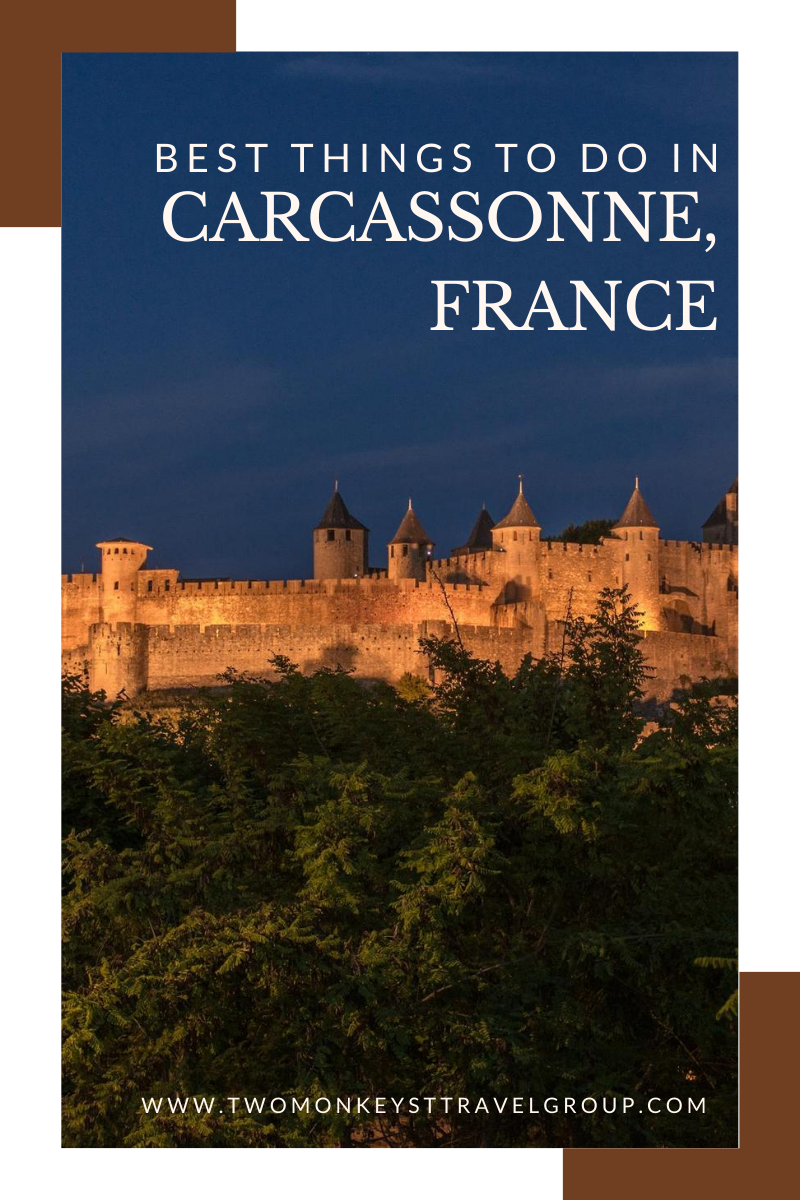 15 Best Things To Do in Carcassonne, France [With Suggested Days Tours in Carcassonne]