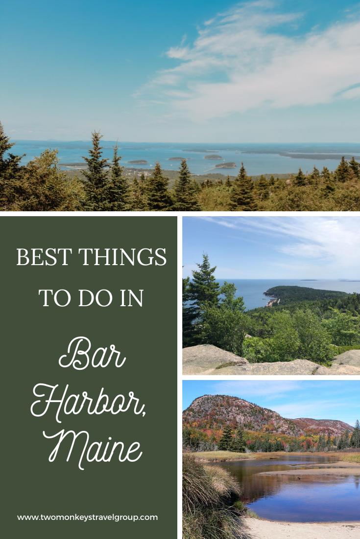 15 Best Things to do in Bar Harbor, Maine [With Photos]