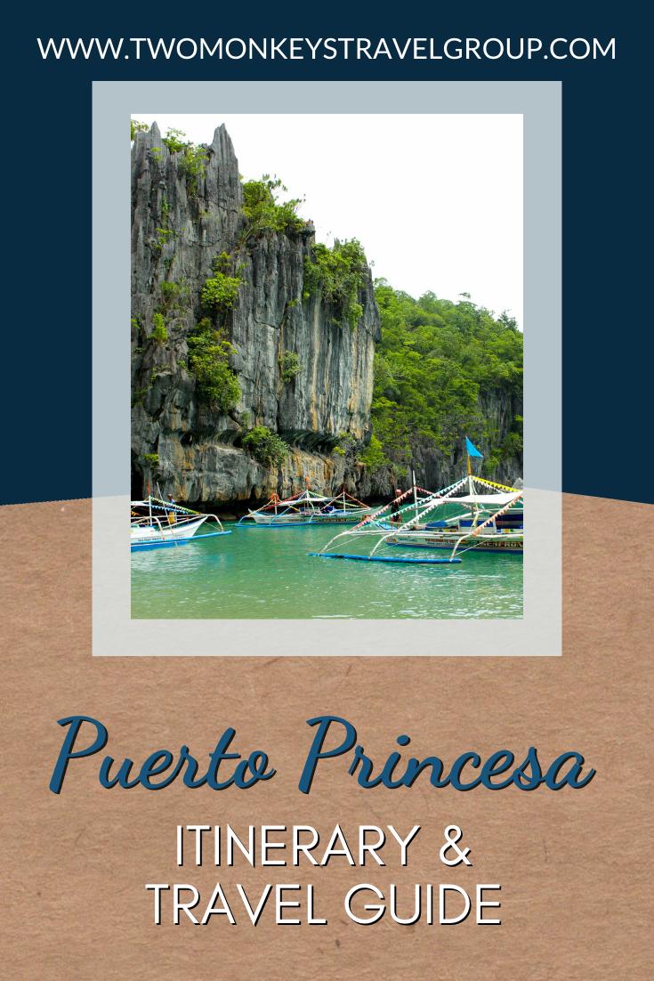 3 Day Puerto Princesa Itinerary & Travel Guide [Palawan, Philippines]