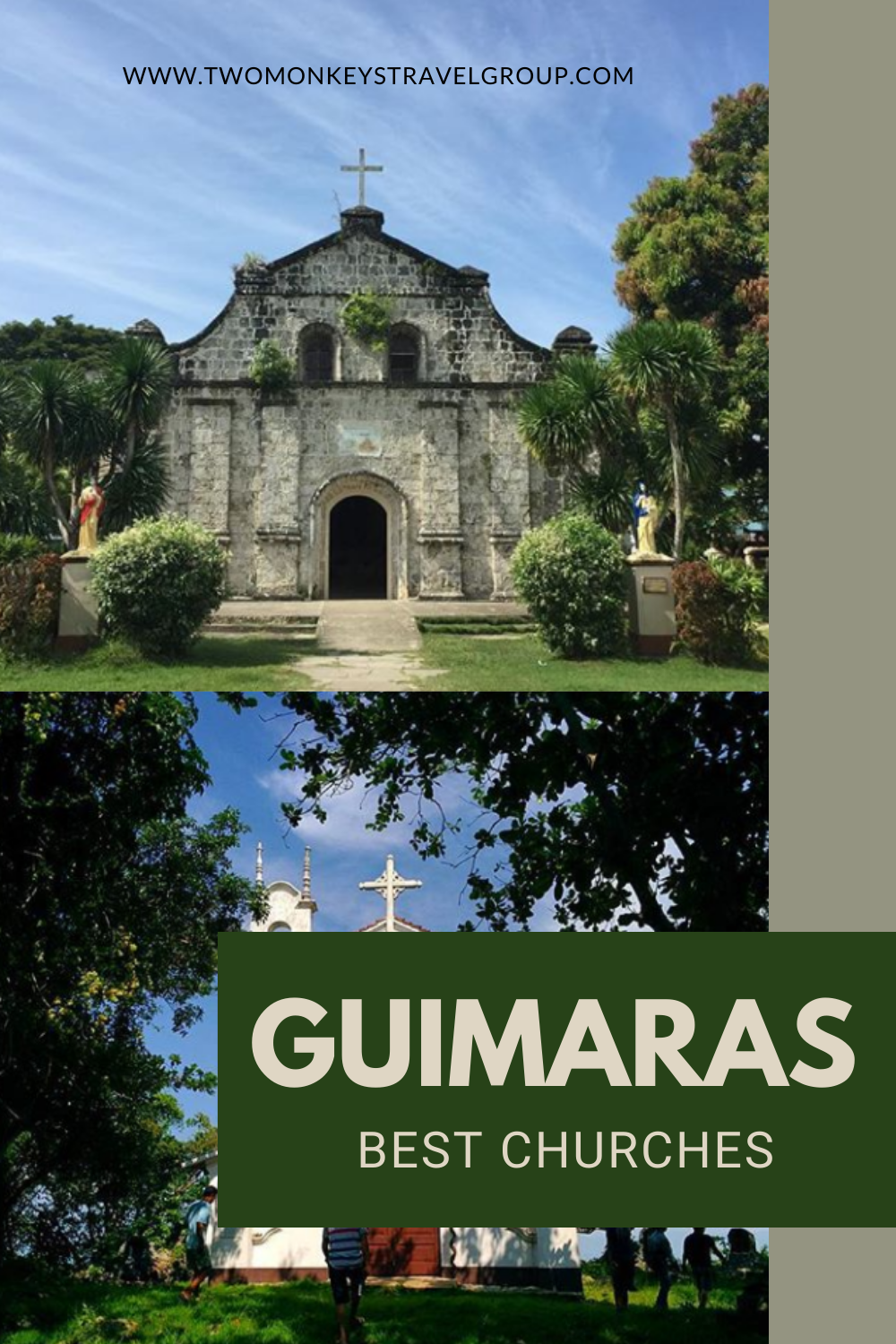 7 Best Churches in Guimaras [Itinerary for Visita Iglesia in Guimaras, Visayas]