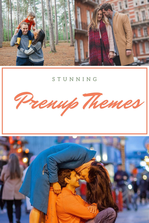 7 Stunning Prenup Themes1
