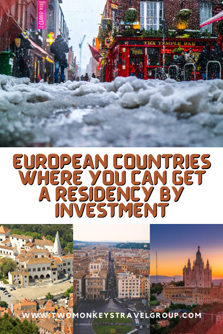 9 European Countries Where You Can Get a Residency by Investment