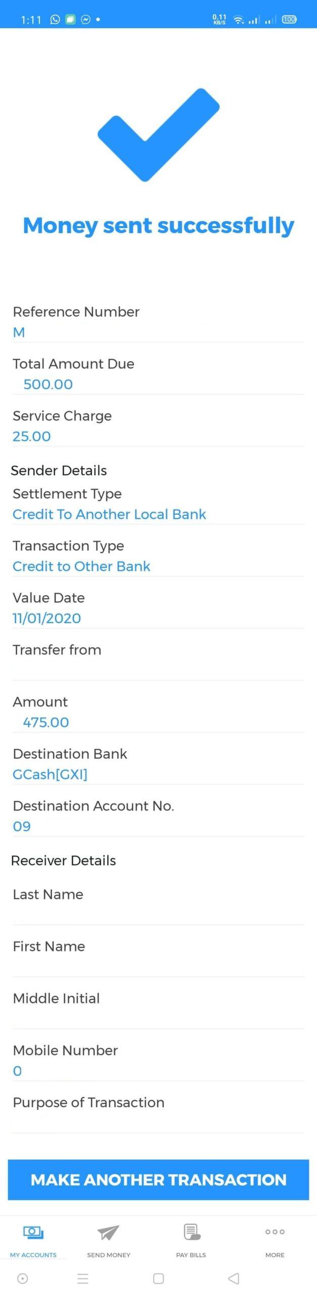 BDO to GCash (Transferring Money from your Banco De Oro Bank Account to GCash) 06