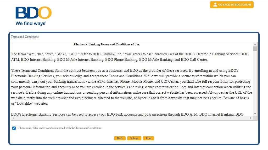 BDO to GCash (Transferring Money from your Banco De Oro Bank Account to GCash) 07