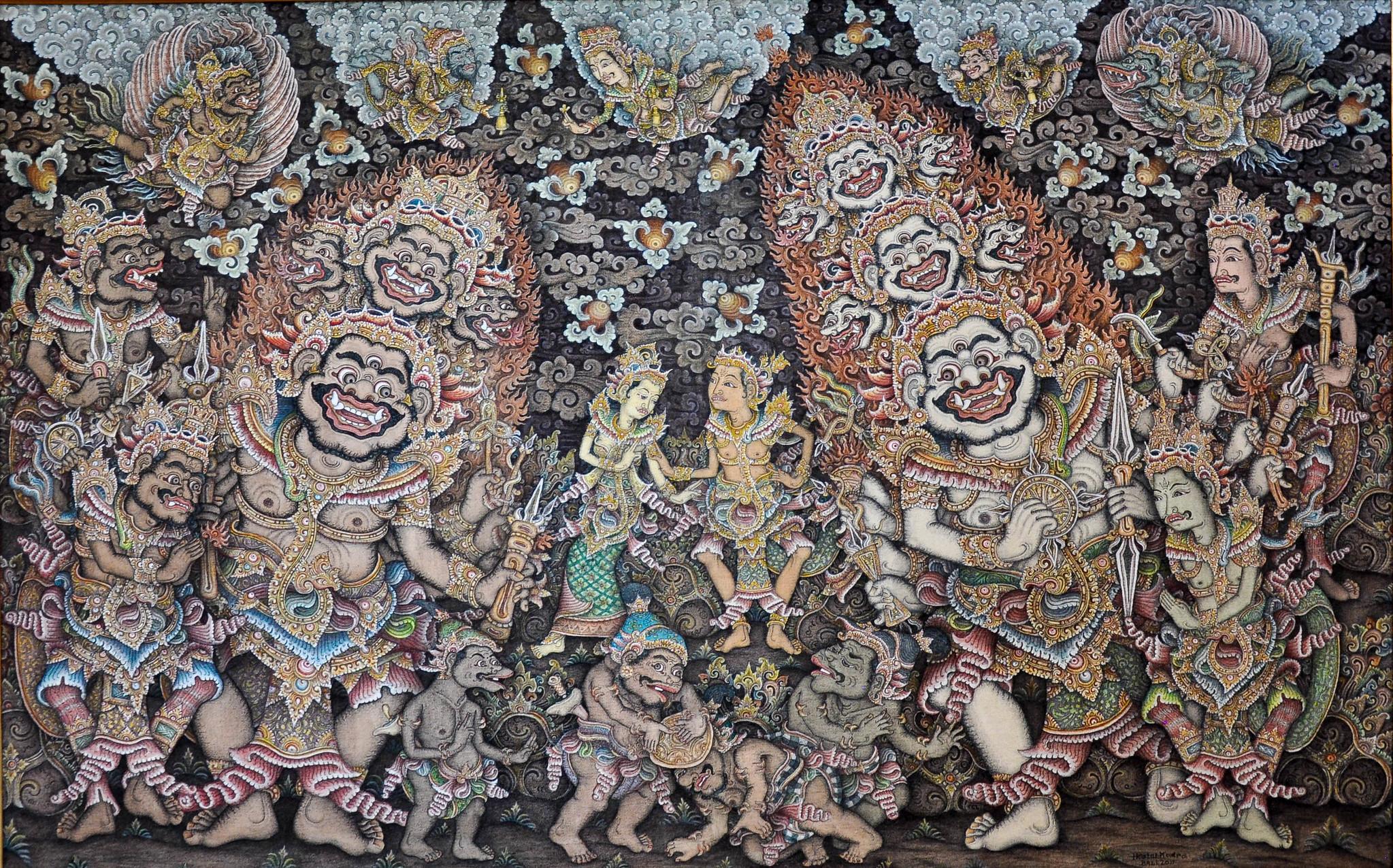 DIY Travel Guide to Ubud, Bali, Indonesia 06