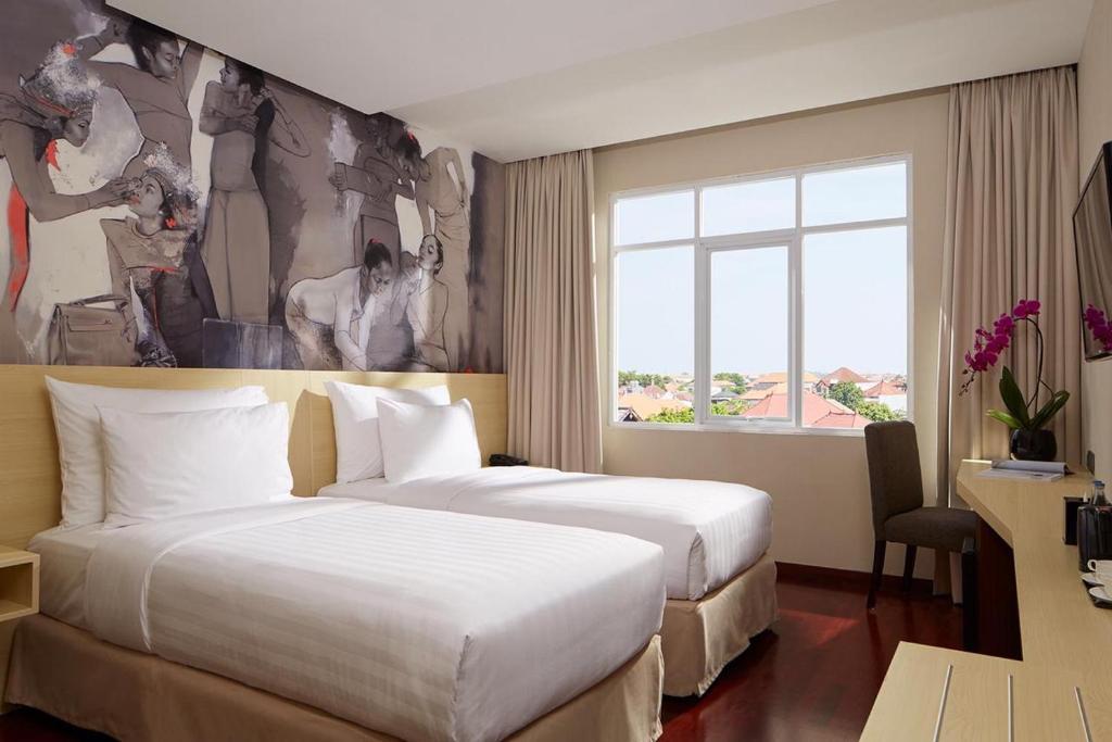 Hotels in Denpasar, Bali, Indonesia 02