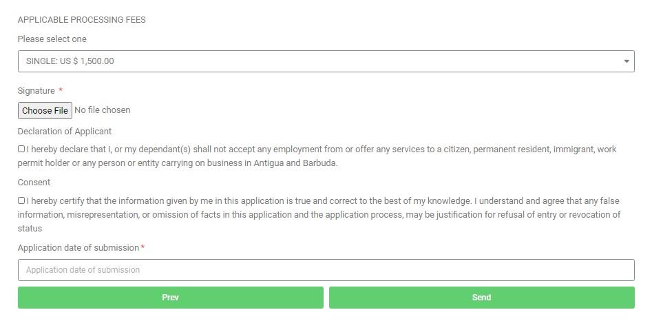 How to Get a Nomad Digital Residence Visa for Antigua and Barbuda (NDR Visa) 06