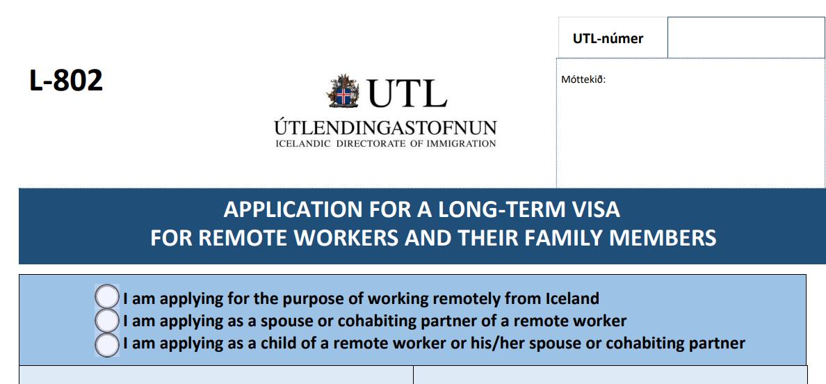 How to Get an Iceland Remote Work Visa (Iceland Digital Nomad Visa) 02