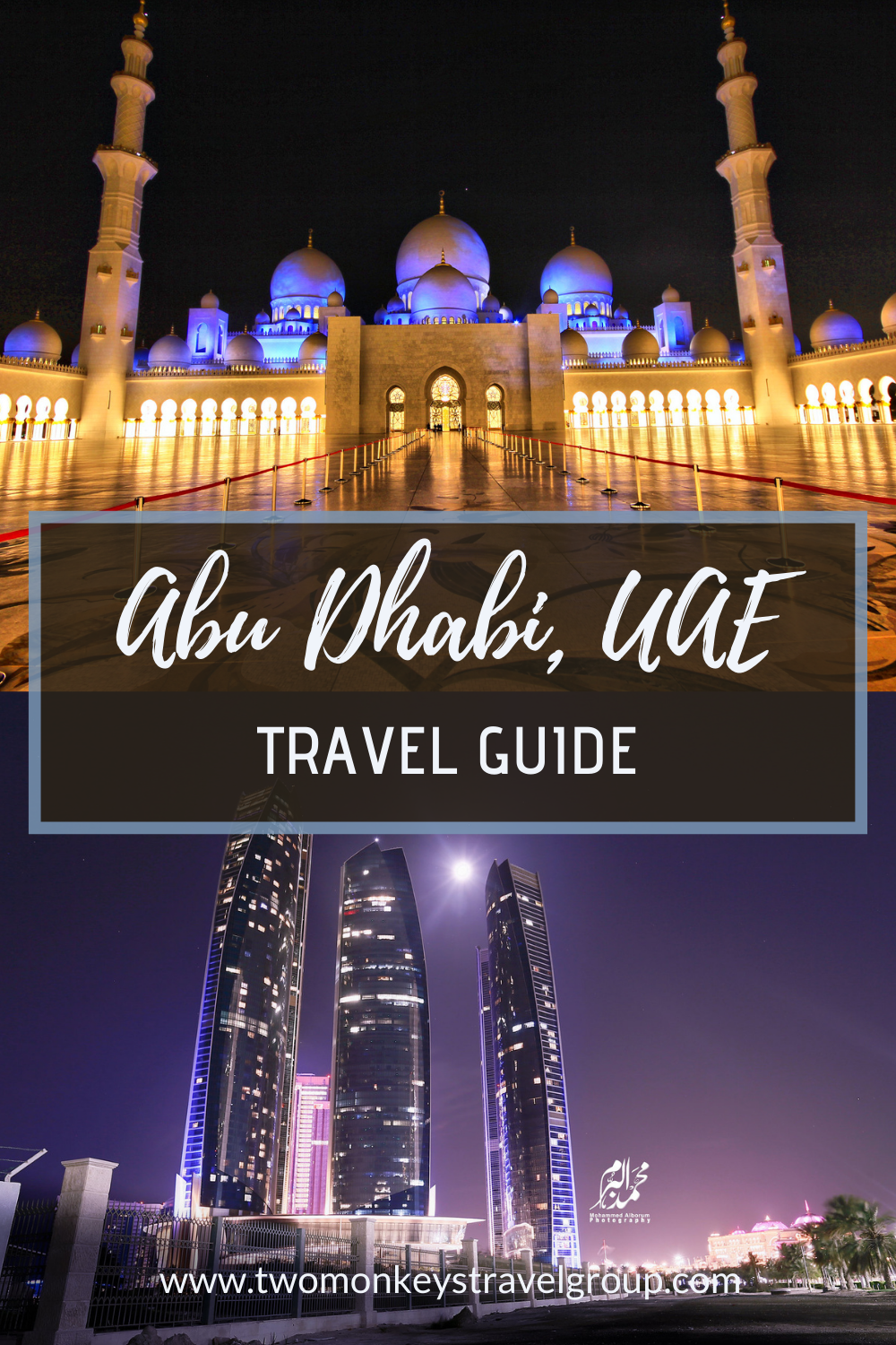 Travel Guide to Abu Dhabi, UAE [with Sample Itinerary]