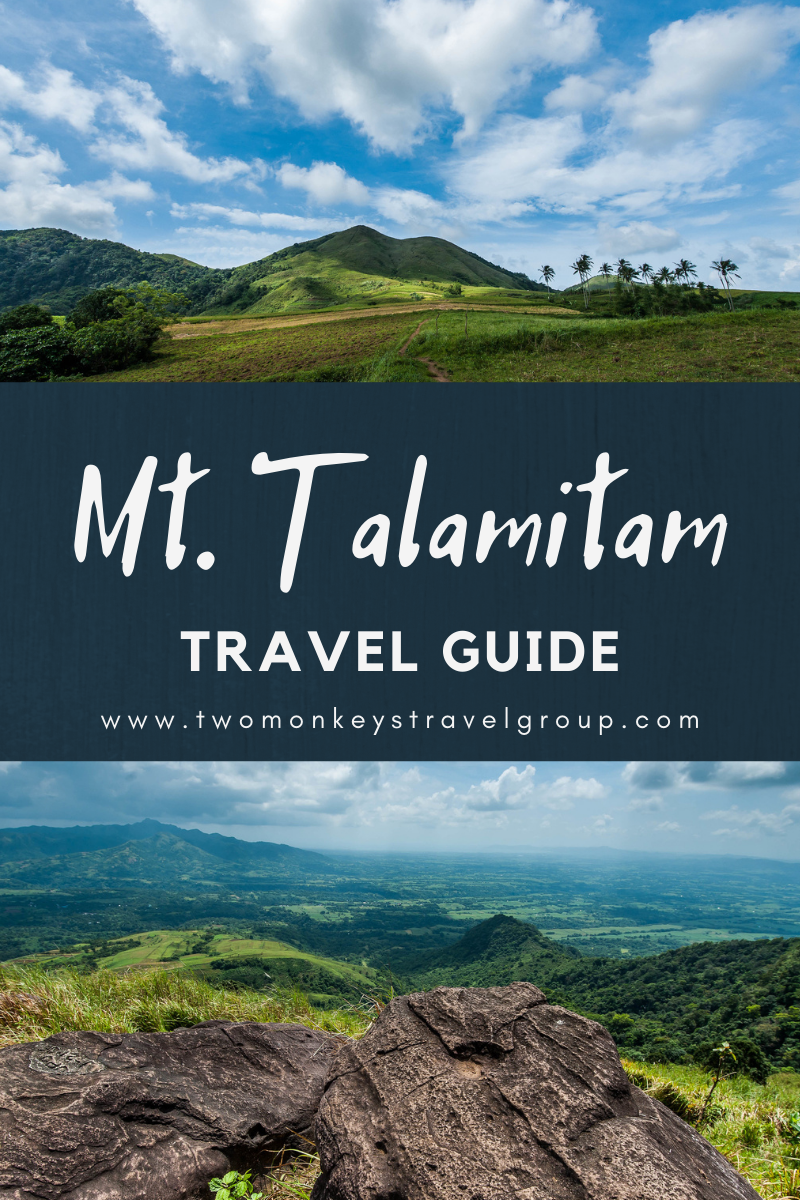 Travel Guide to Mt. Talamitam, Nasugbu, Batangas, Philippines(DIY)