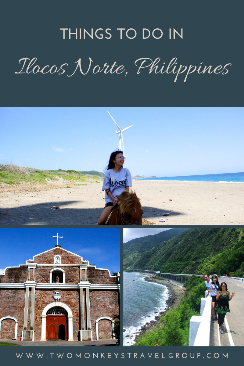 10 Things To Do In Ilocos Norte, Philippines [With Sample 3 Day Itinerary]