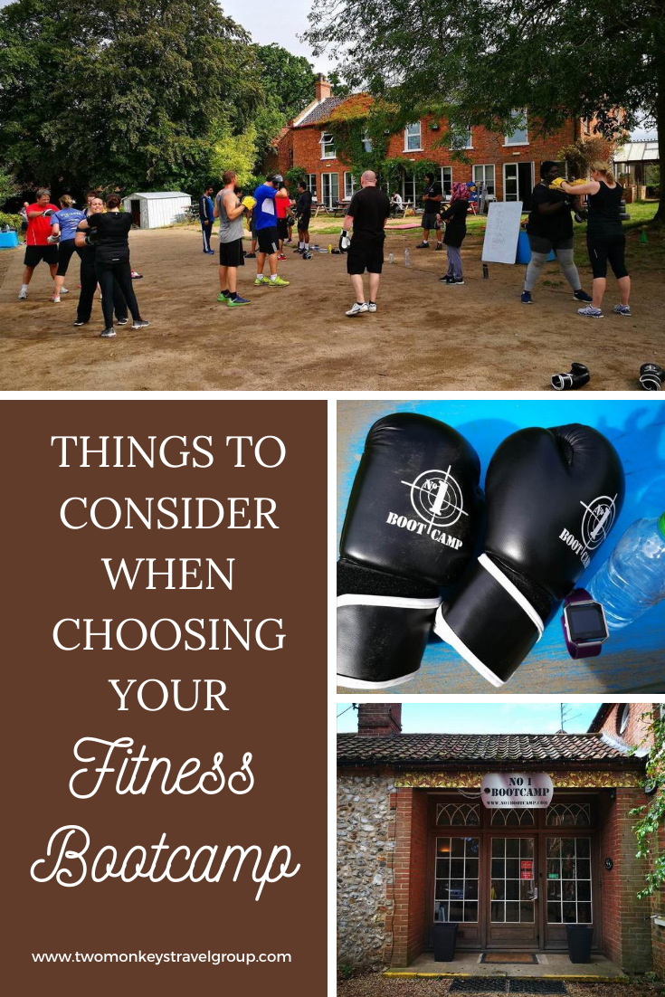 10 Things to Consider When Choosing your Fitness Bootcamp