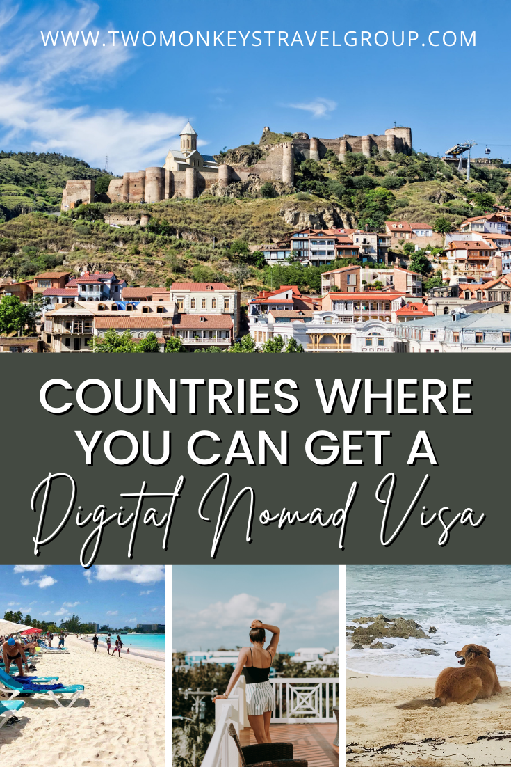 9 Countries Where You Can Get a Digital Nomad Visa