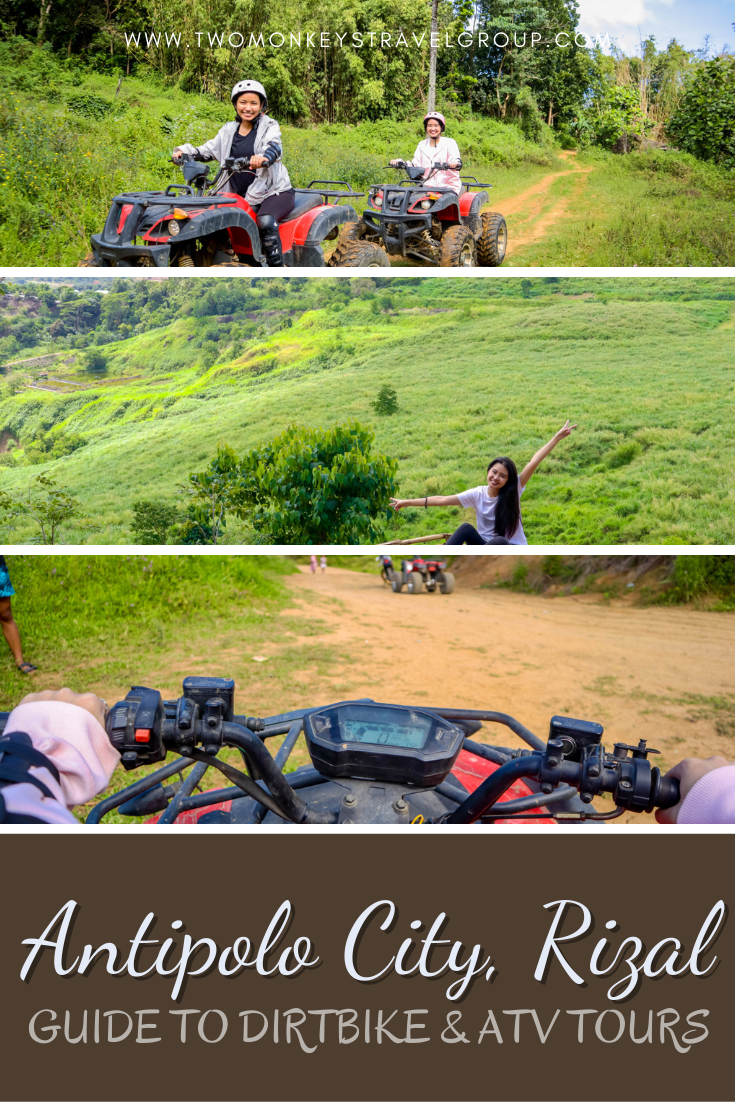 Guide to Dirtbike & ATV Tours in Antipolo City, Rizal [Things To Do Near Manila]