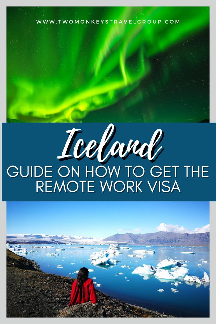 How to Get The Iceland Remote Work Visa (Iceland Digital Nomad Visa)
