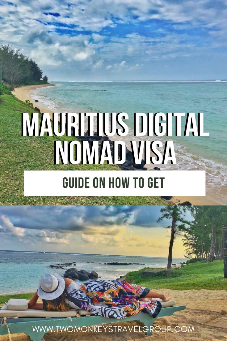 How to Get a Mauritius Digital Nomad Visa [Premium Travel Visa]