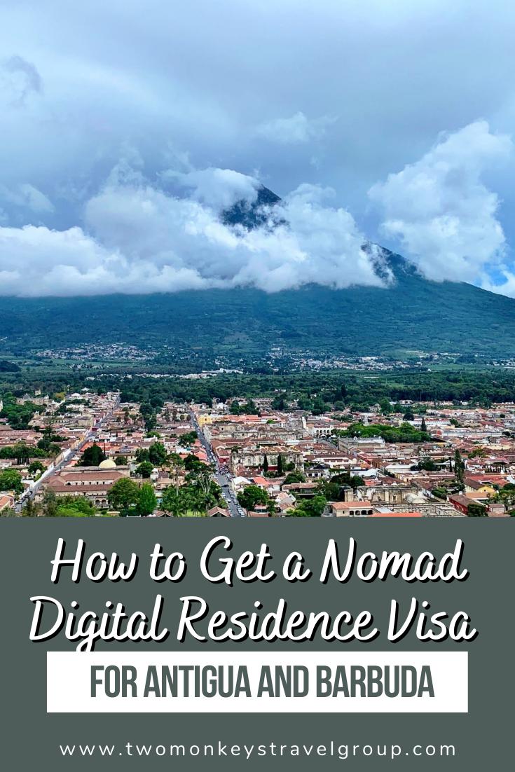 How to Get a Nomad Digital Residence Visa for Antigua and Barbudao Get a Nomad Digital Residence Visa for Antigua and Barbuda1