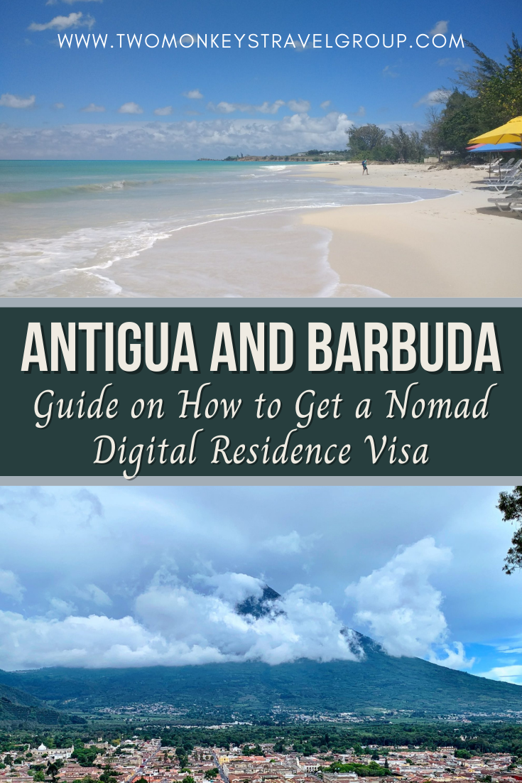 How to Get a Nomad Digital Residence Visa for Antigua and Barbuda