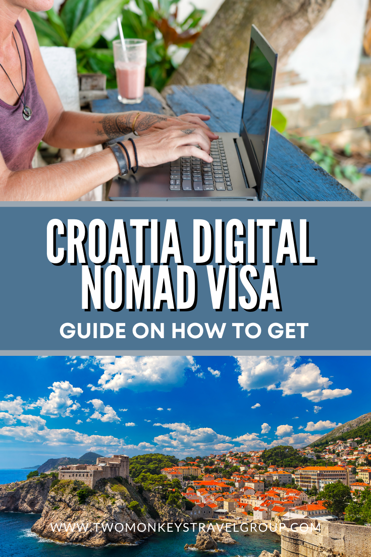 How to Get a Temporary Residence for Digital Nomads in Croatia (Croatia Digital Nomad Visa)