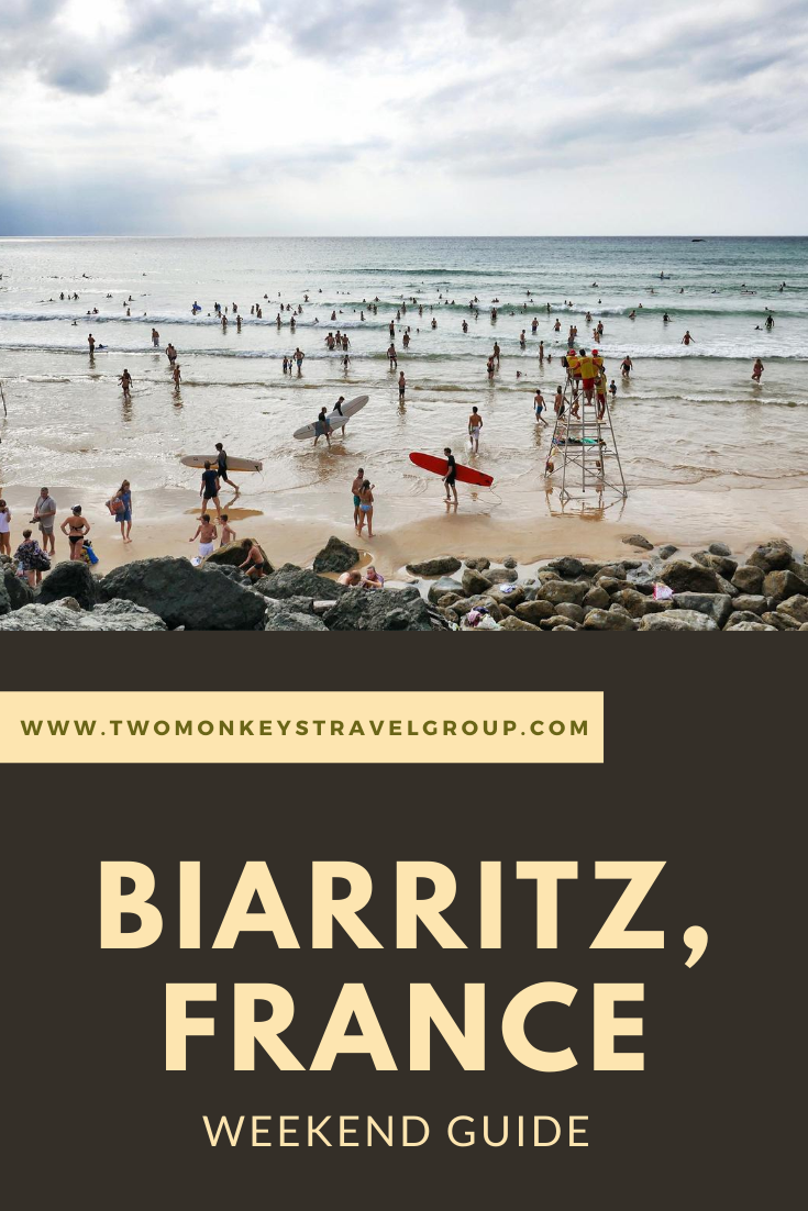 Weekend Itinerary in Biarritz, France How to Spend 3 Days in Biarritz