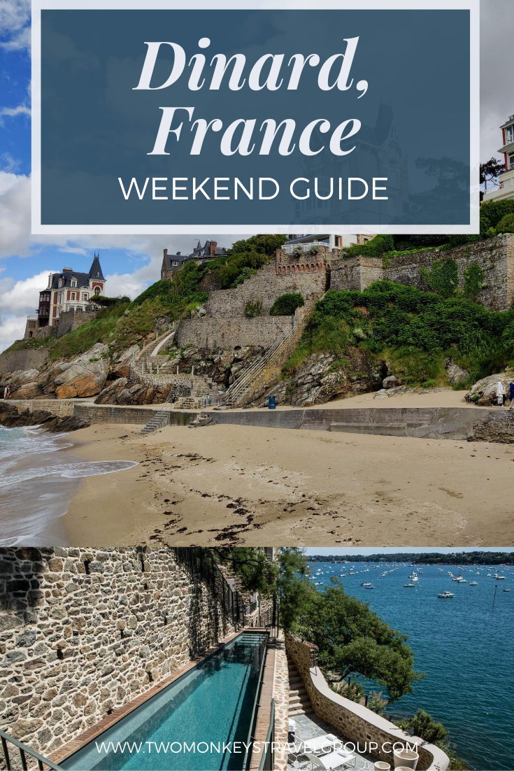 Weekend Itinerary in Dinard, France How to Spend 3 Days in Dinard, France