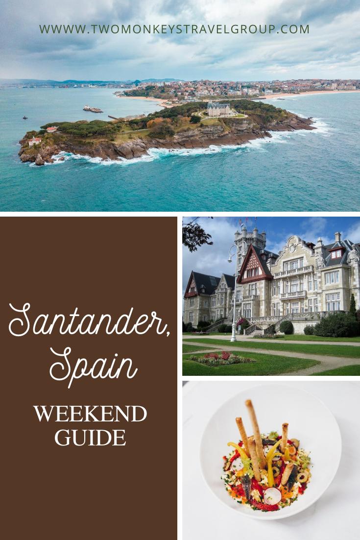 Weekend Itinerary in Santander, Spain How to Spend 3 Days in Santander