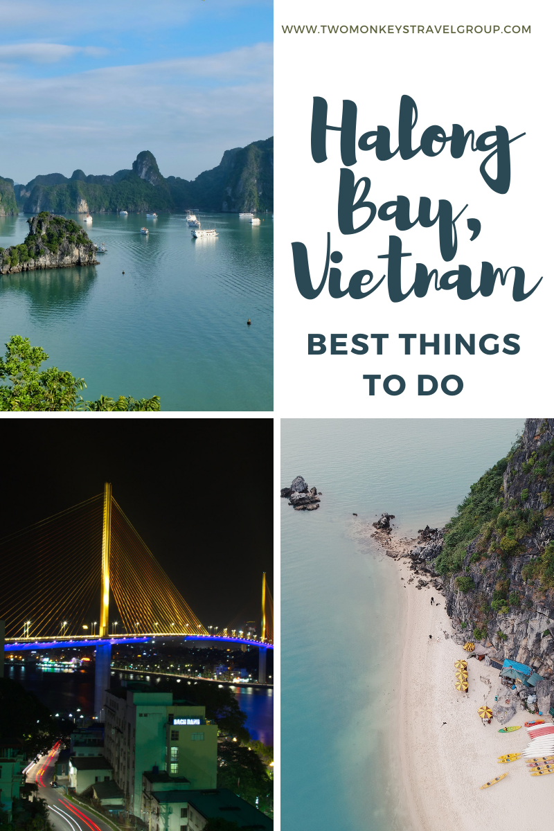 10 Best Things to do in Halong Bay, Vietnam [with Suggested Tours]