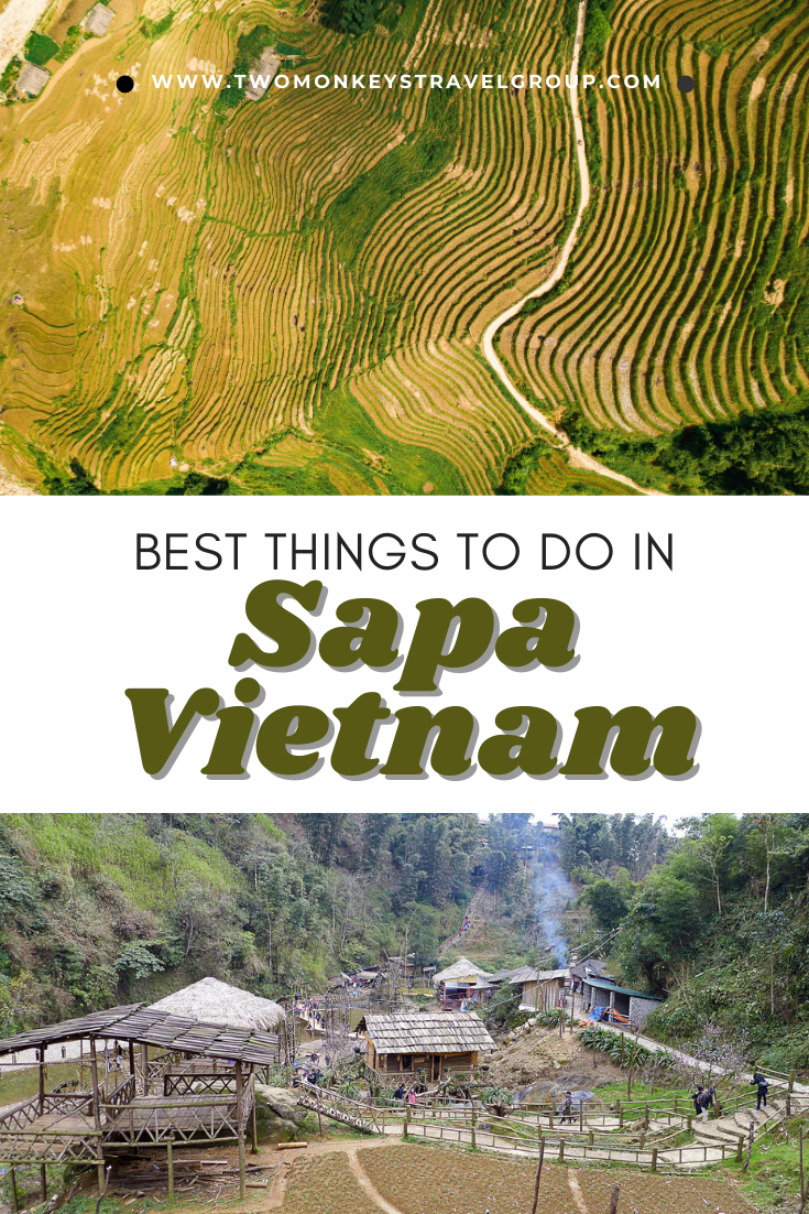 10 Best Things to do in Sapa, Vietnam [with Suggested Tours]