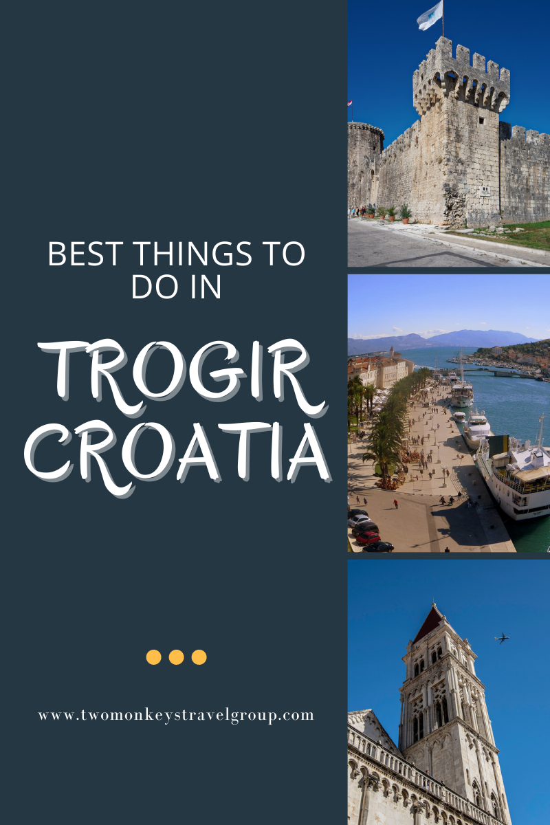 10 Best Things to do in Trogir, Croatia [with Suggested Tours]