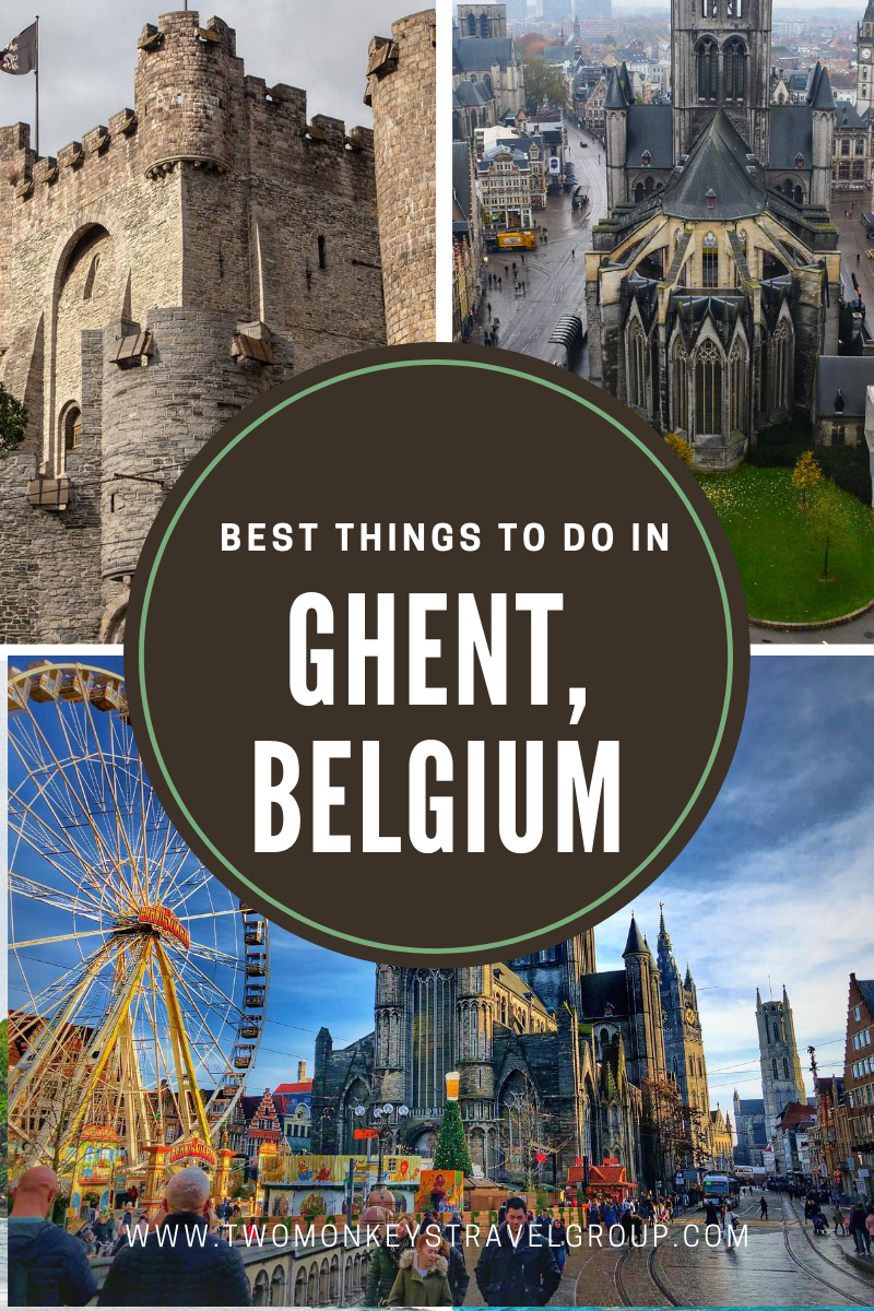 15 Best Things To Do in Ghent, Belgium [With Suggested Day Trips]