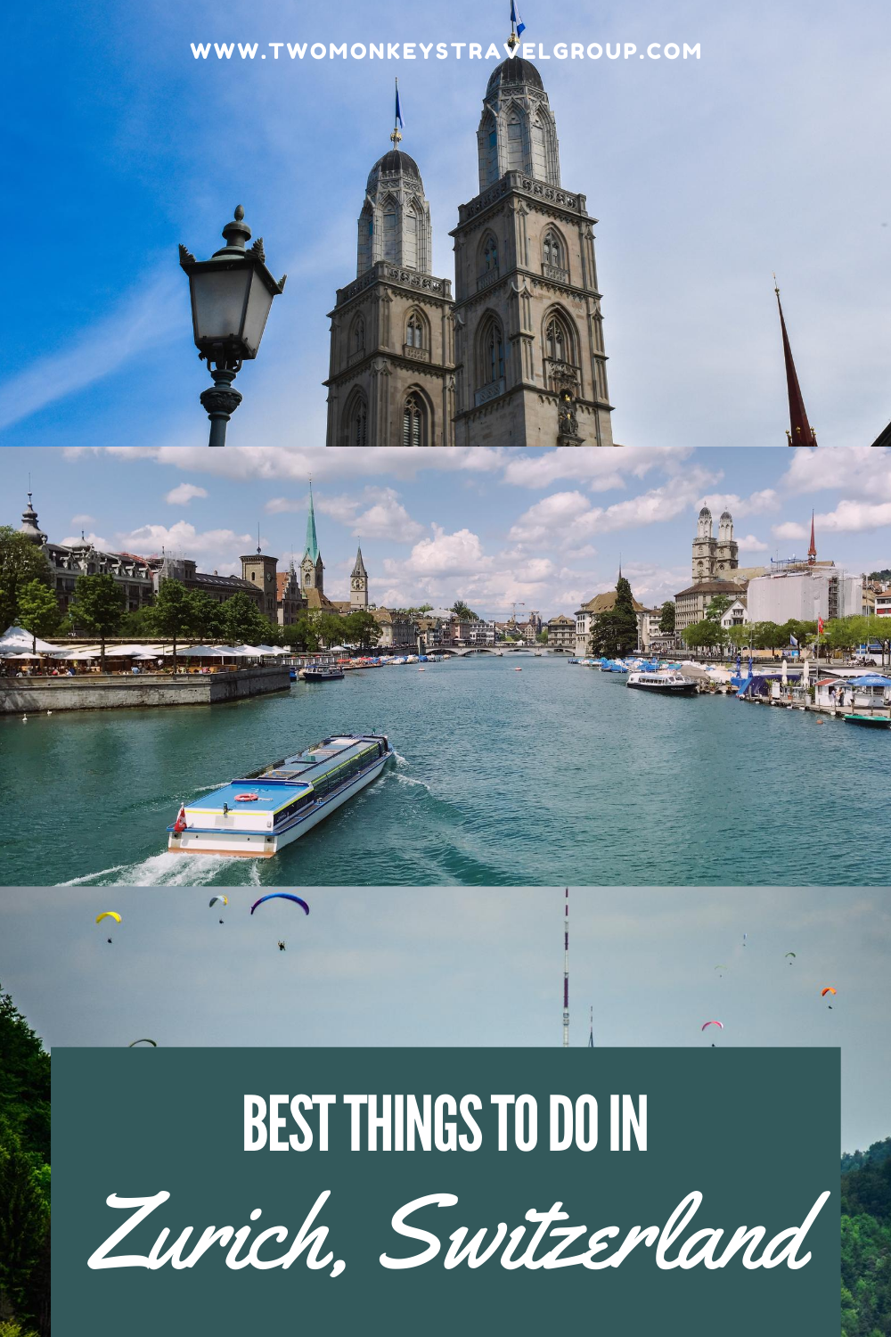 15 Best Things To Do in Zurich, Switzerland [With Suggested Day Trips]